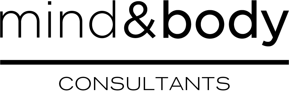 MIND AND BODY consultants logo
